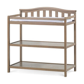 Forever Eclectic by Child Craft - Arch Top Changing Table - Dusty Heather