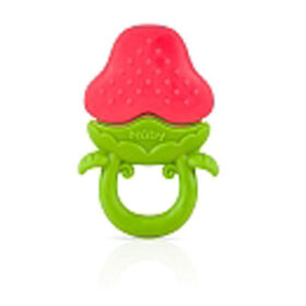 Nuby Fruity Chews Teethers - Red