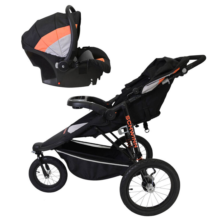 Schwinn Interval Jogger Travel System - Oriole