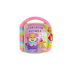 Fisher-Price Laugh & Learn Storybook Rhymes - English Edition
