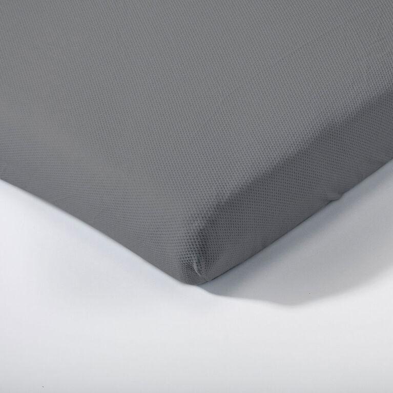 Aerosleep Sleep Safe Fitted Sheet – Grey