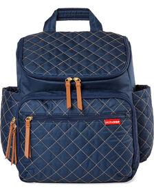 SKIP HOP Forma Quiltd Backpack- Navy