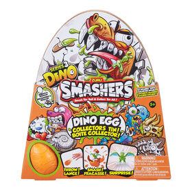 Zuru Smashers Series 3: Boîte pour collecteurs d'oeufs Dino - Notre exclusivité
