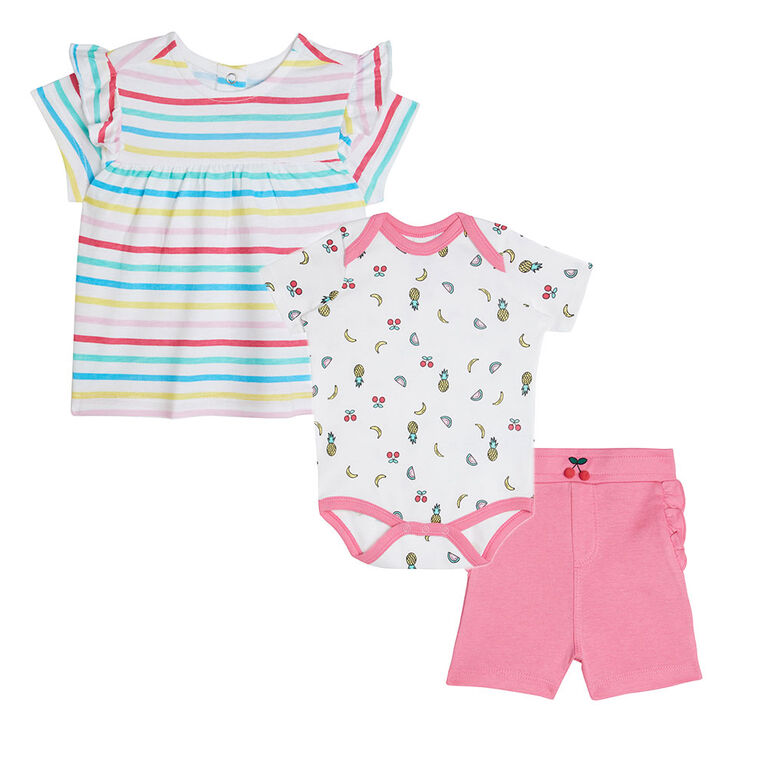 earth by art & eden Ambrosia 3-Piece Set- 3 months