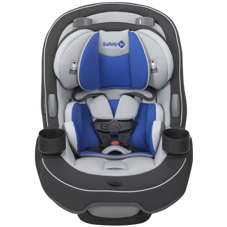 Safety 1st Grow & Go 3-In-1 Car Seat - Carbon Wave