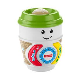 Rires et Éveil - Tasse de café lumineuse - Édition bilingue