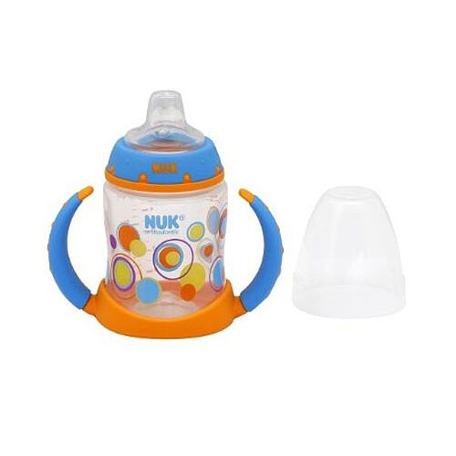 Girl 5 oz NEW Silicone Spout Learner Cup