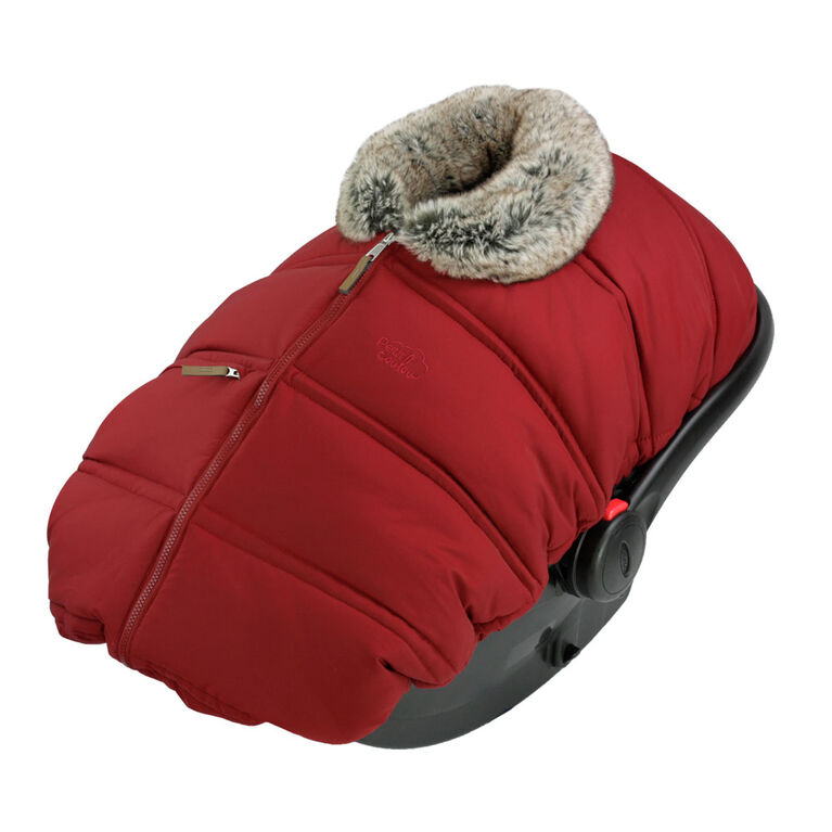 Petit Coulou-Winter Cover-Red/Wolf