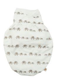 Couverture d'emmaillotage ergobaby - eléphants.