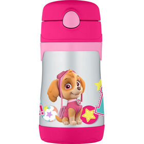 Thermos 290ml Straw Bottle Paw Patrol