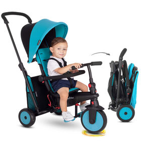 smarTrike STR3 - tricycle pliant bébé - bleue