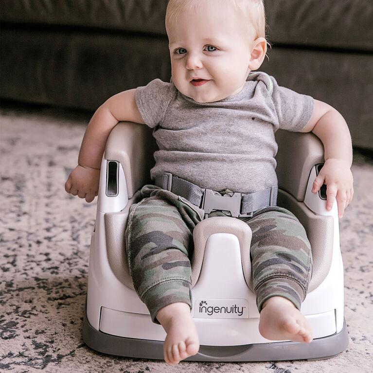 Baby Base 2-in-1 Siège de Ingenuity - Cachemire.