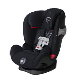 Cybex Eternis S All in One Car Seat with SensorSafe, Lavastone Black - PRE-ORDER, SHIPS SEPT 30, 2020