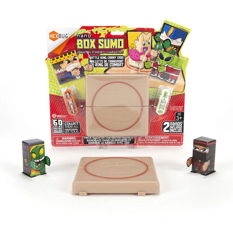 Boîte de Sumo Hexbug–le ring
