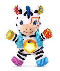 VTech Lights & Stripes Zebra - English Edition
