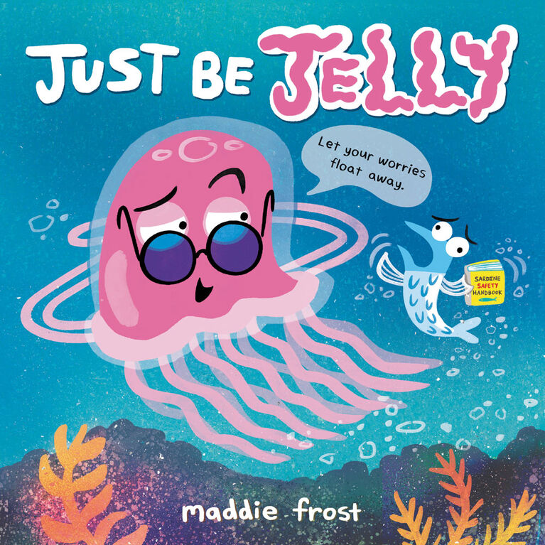 Hachette Book Group - Just Be Jelly - English Edition