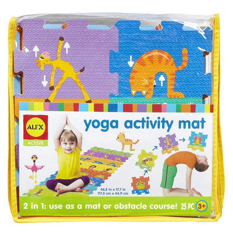 ALEX Tapis D\'activité de Yoga.