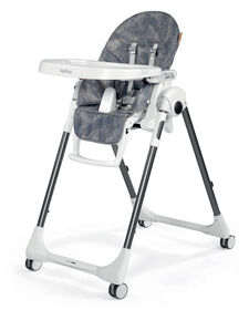 Peg-Perego - Chaise haute Prima-Pappa Zero3 - Denim.