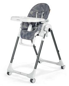 Peg-Perego - Prima-Pappa Zero3 High Chair - Denim