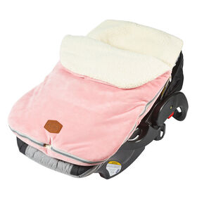 JJ Cole Infant Bundleme - Blush Pink