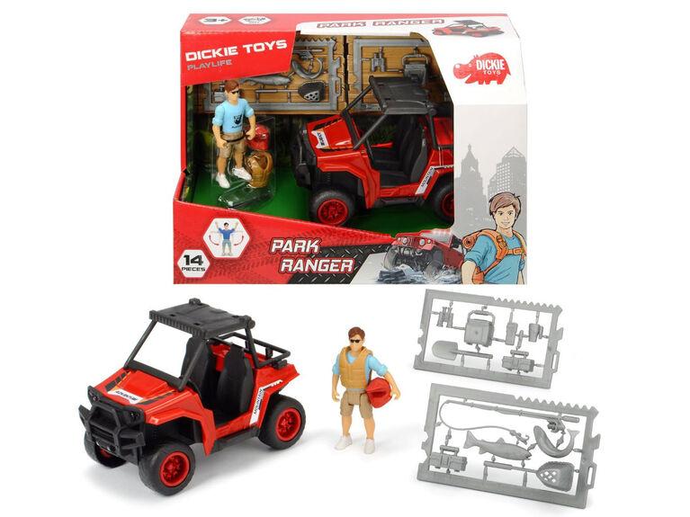 Dickie Toys - Playlife - Park Ranger