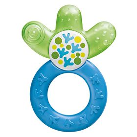 MAM Cooling Teether with Purified Water - Blue
