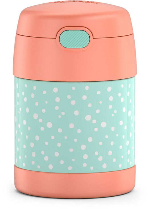Thermos FUNtainer Food Jar, Pastel Delight, 290ml
