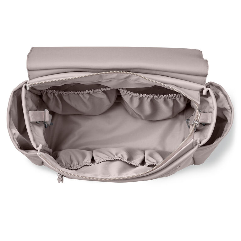 Skip Hop Greenwich Simply Chic Convertible Diaper Backpack - Portobello