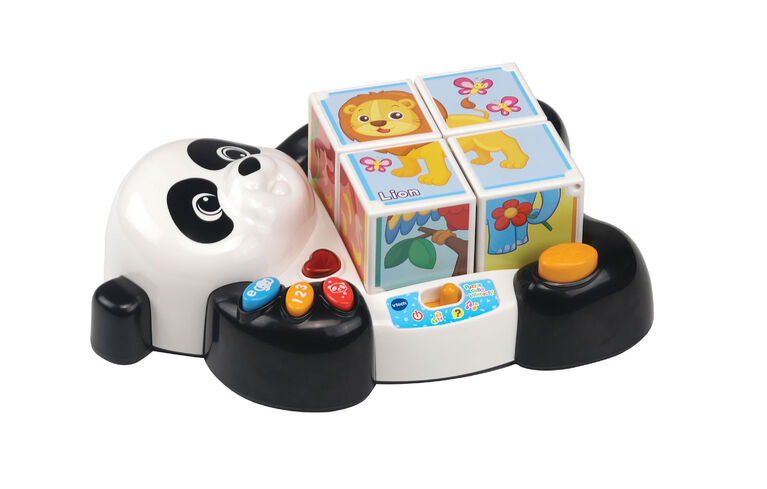 VTech Panda & Pals Block Puzzle - French Edition
