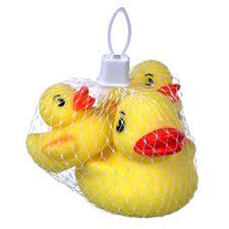 Vital Baby Play 'n' Splash Ducks - 3pc