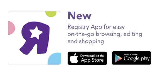 Baby-registry-mobile-apps