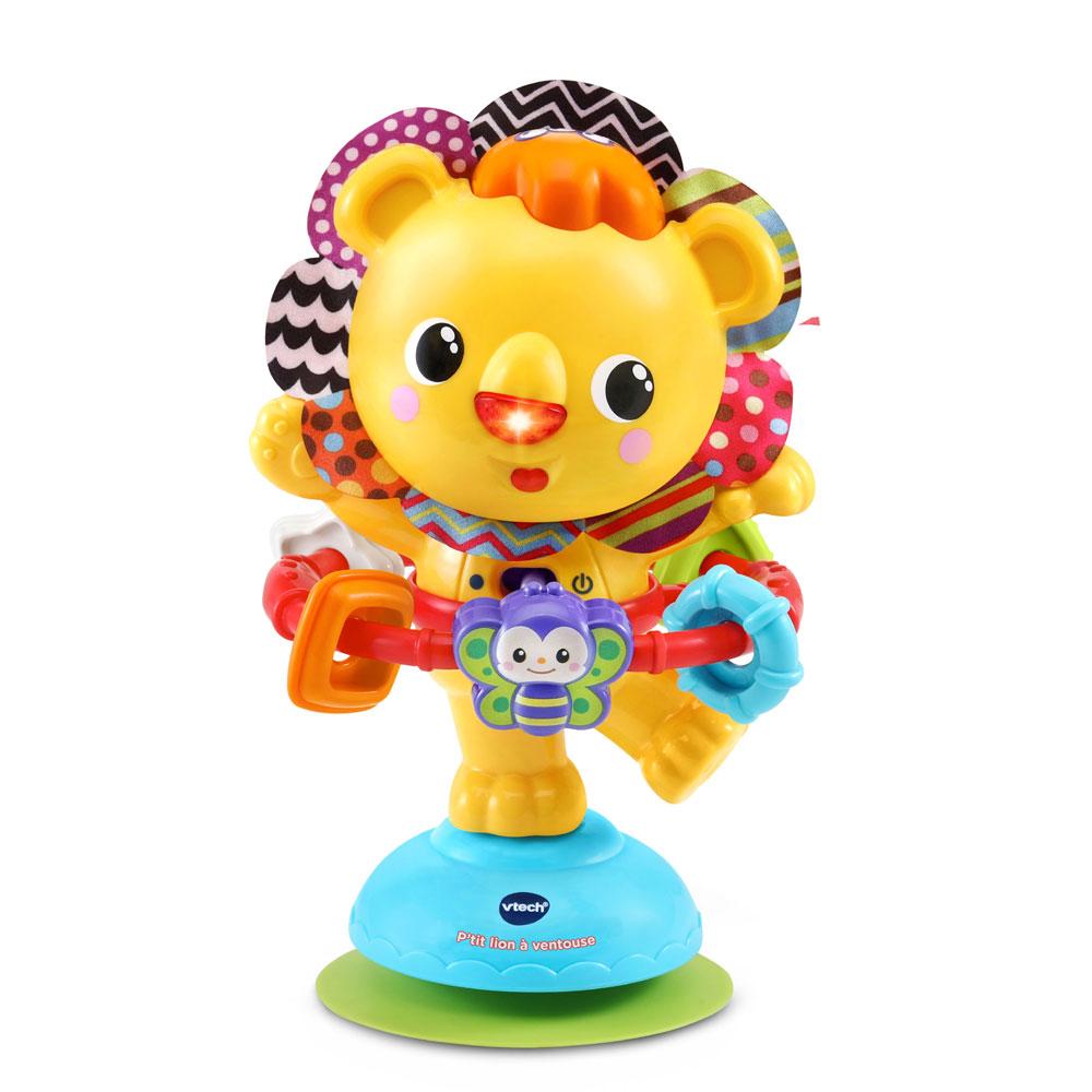 Vtech P Tit Lion 224 Ventouse French Version Babies R Us