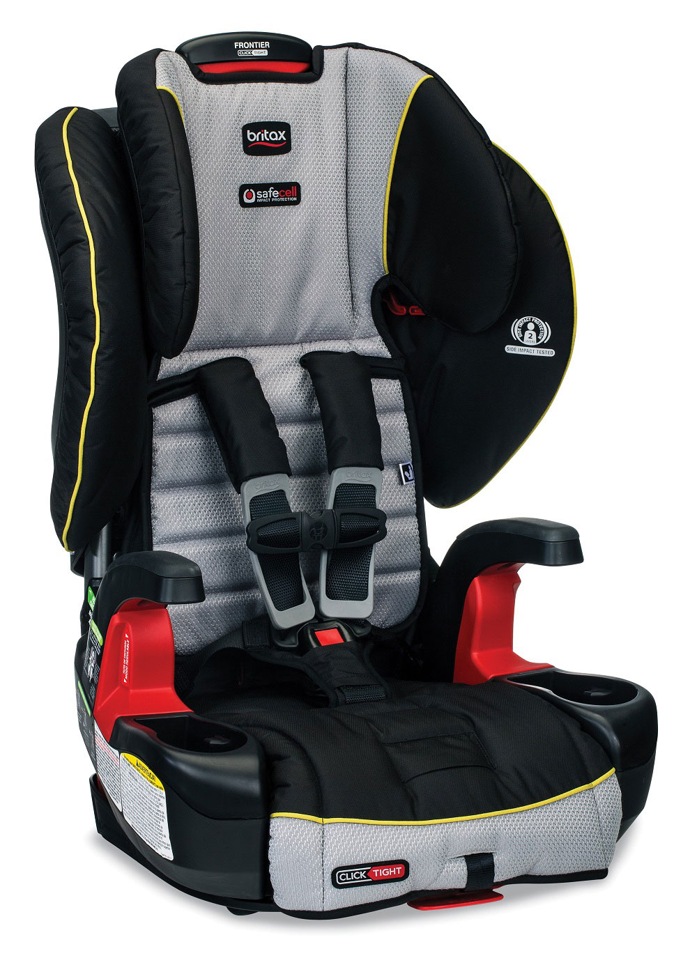 Britax Frontier ClickTight Convertible Car Seat, Trek ...