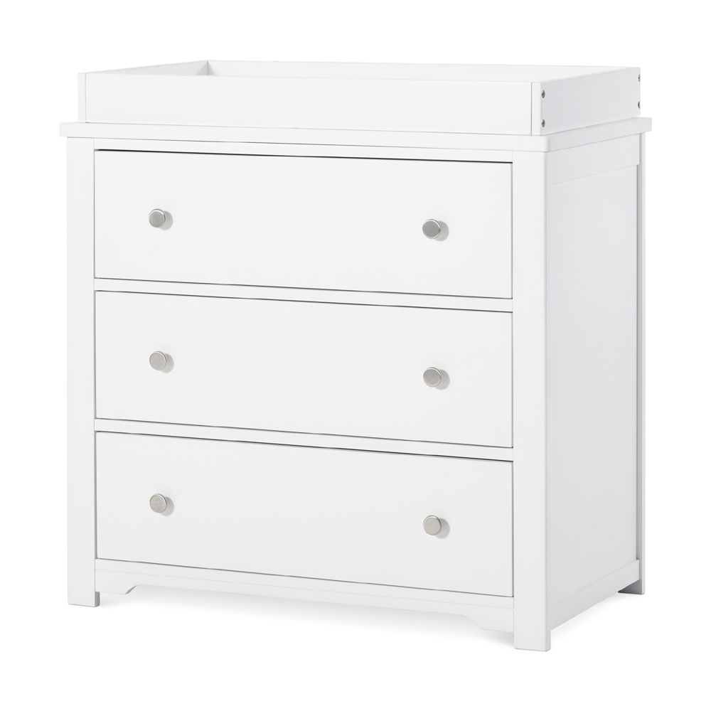 Forever Eclectic Harmony 3 Drawer Dresser With Dressing