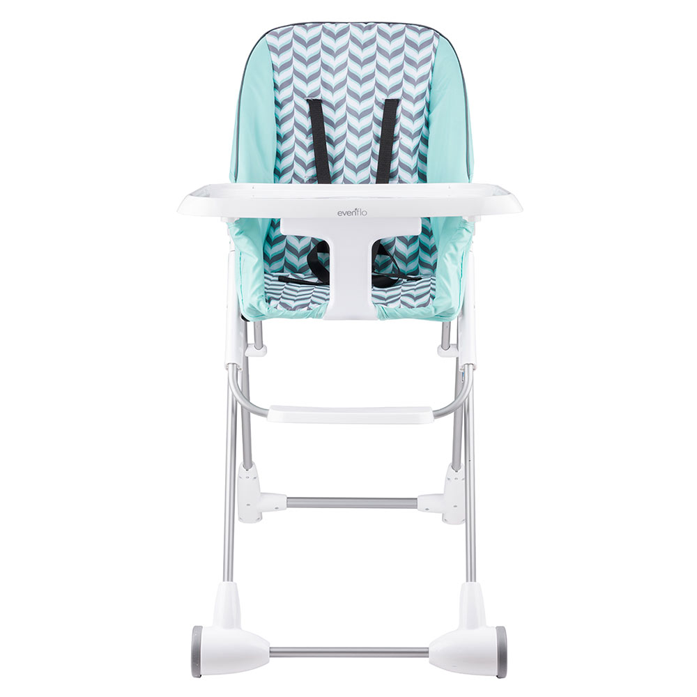 Evenflo Symmetry High Chair Spearmint Spree Babies R