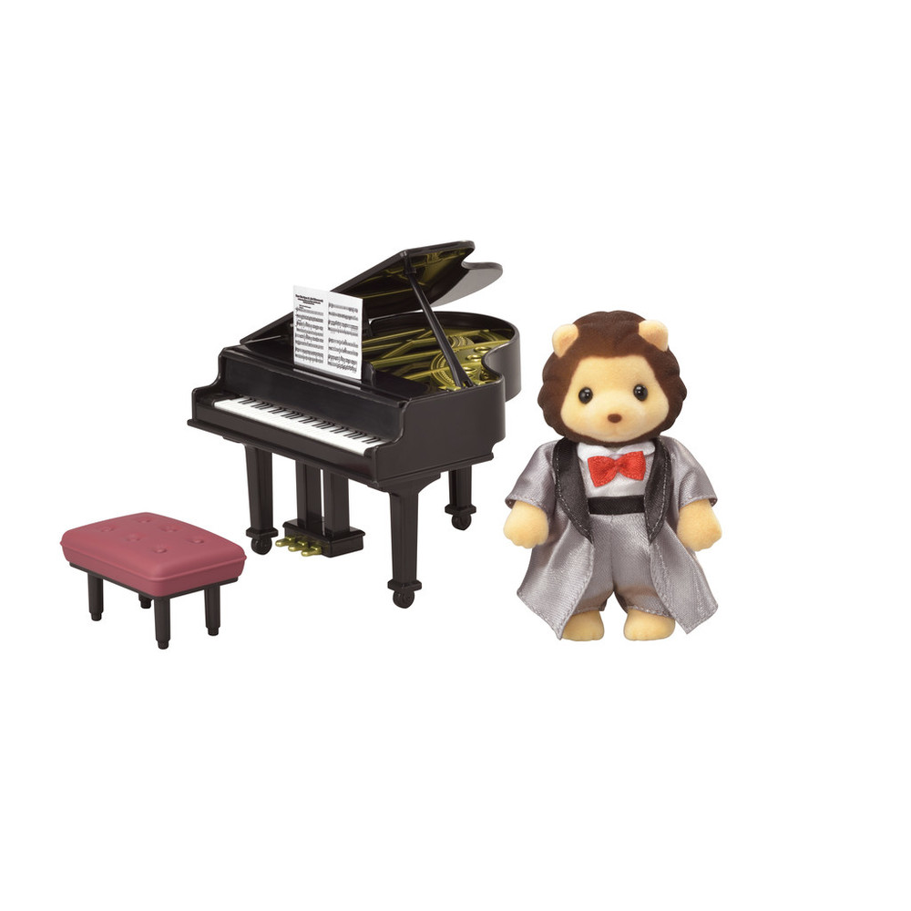 Calico Critters Grand Piano Concert Set Toys R Us Canada