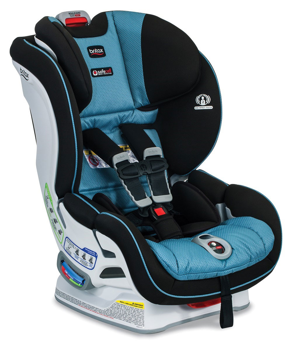 Britax Boulevard ClickTight Convertible Car Seat, Poole ...