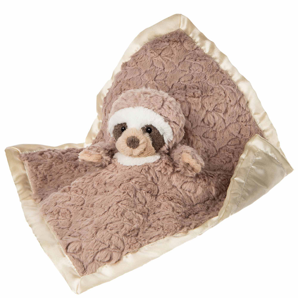 Mary Meyer Putty Nursery Character Blanket Sloth