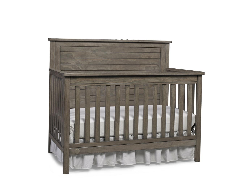 Fisher-Price Quinn Convertible Crib - Vintage Grey ...