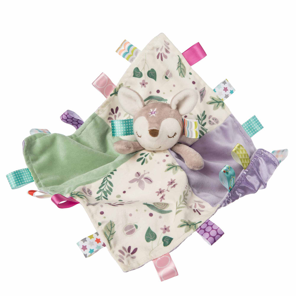 Mary Meyer Taggies Character Blanket Flora Fawn Babies