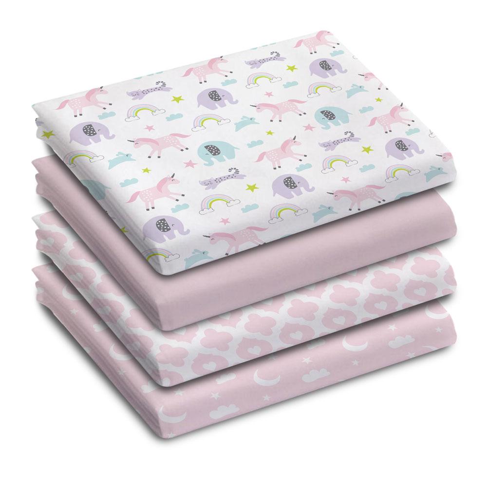 Koala Baby 100 Cotton Flannel Receiving Blanket Babies