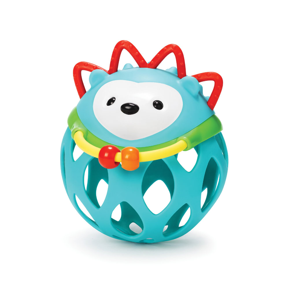 Skip Hop Explore Amp More Roll Around Toy Hedgehog Babies