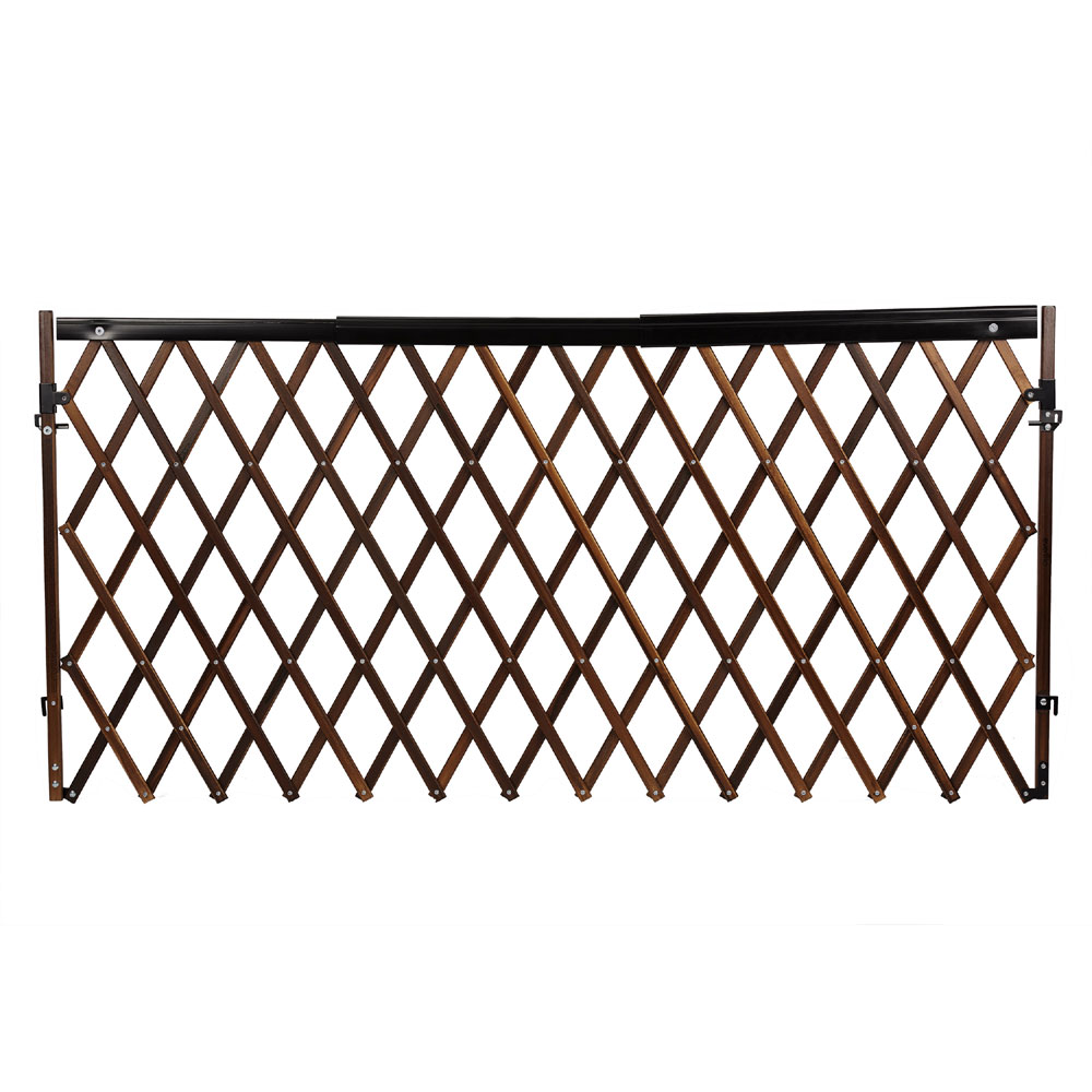 Evenflo Home Decor Wood Swing Gate: Evenflo Expansion Walk Thru Gate- Farmhouse