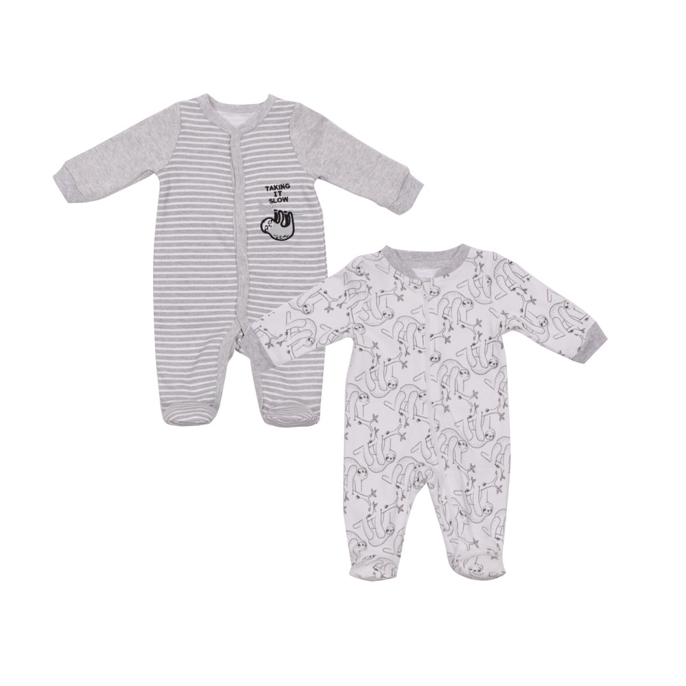 Koala Baby 2 Pack Sleeper Sloth 3 6 Months Babies R Us