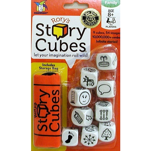 Rory S Story Cubes Toys R Us Canada
