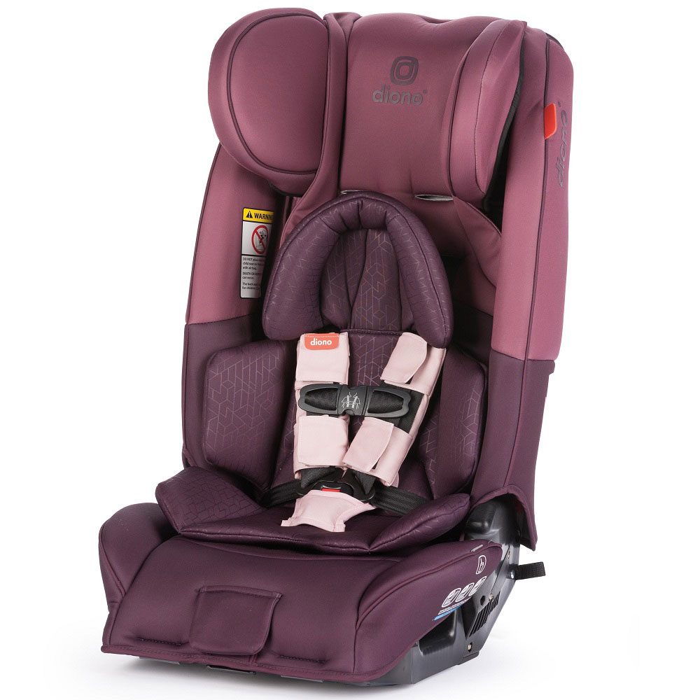 Diono Radian 3 Rxt Convertible Car Seat Plum Babies R