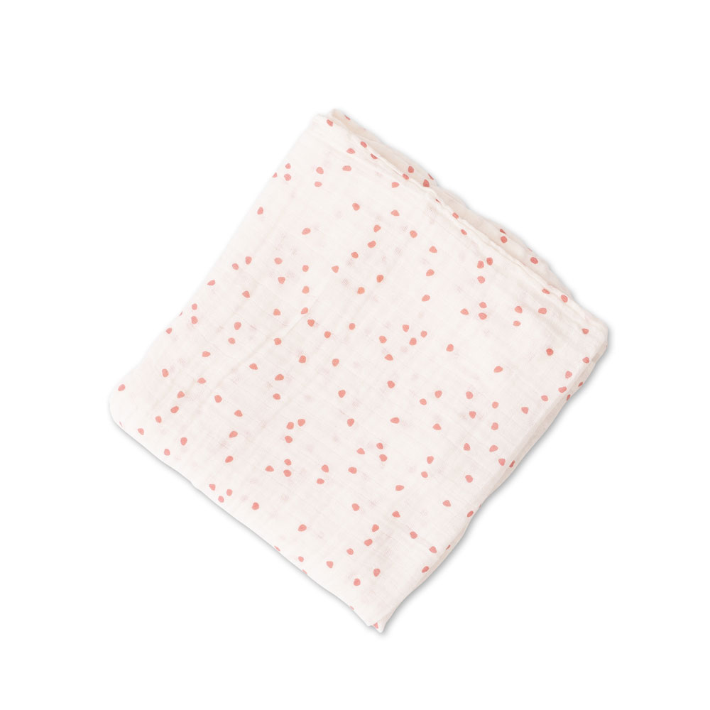 Cherry Petals Muslin Swaddle Single Babies R Us Canada