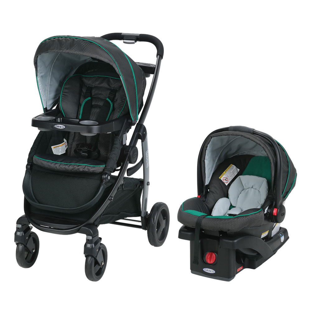 Graco Modes Click Connect Travel System - Albie | Babies R ...