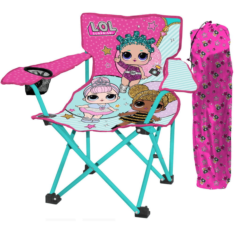 Lol Surprise Kids Camp Chair Toys R Us Canada