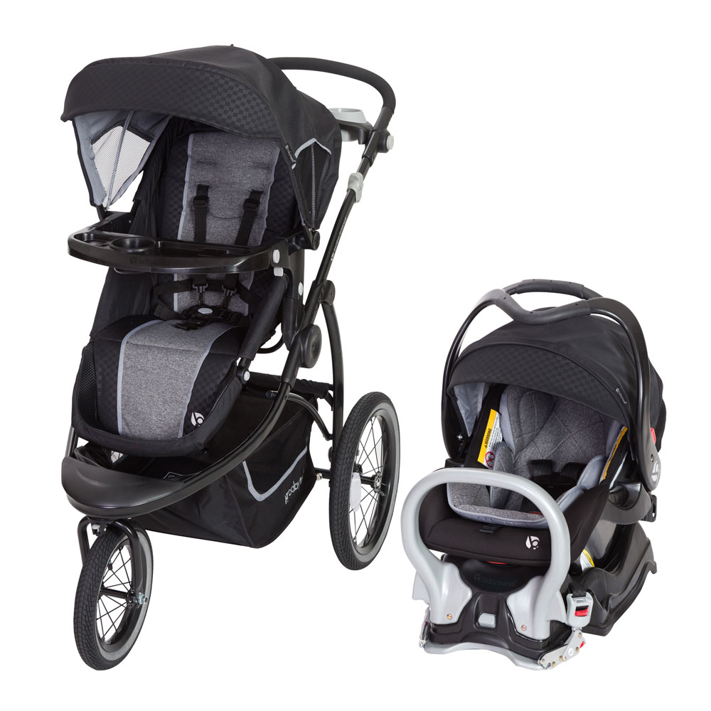 Baby Trend Turnstyle Snap Tech Jogger Travel System ...